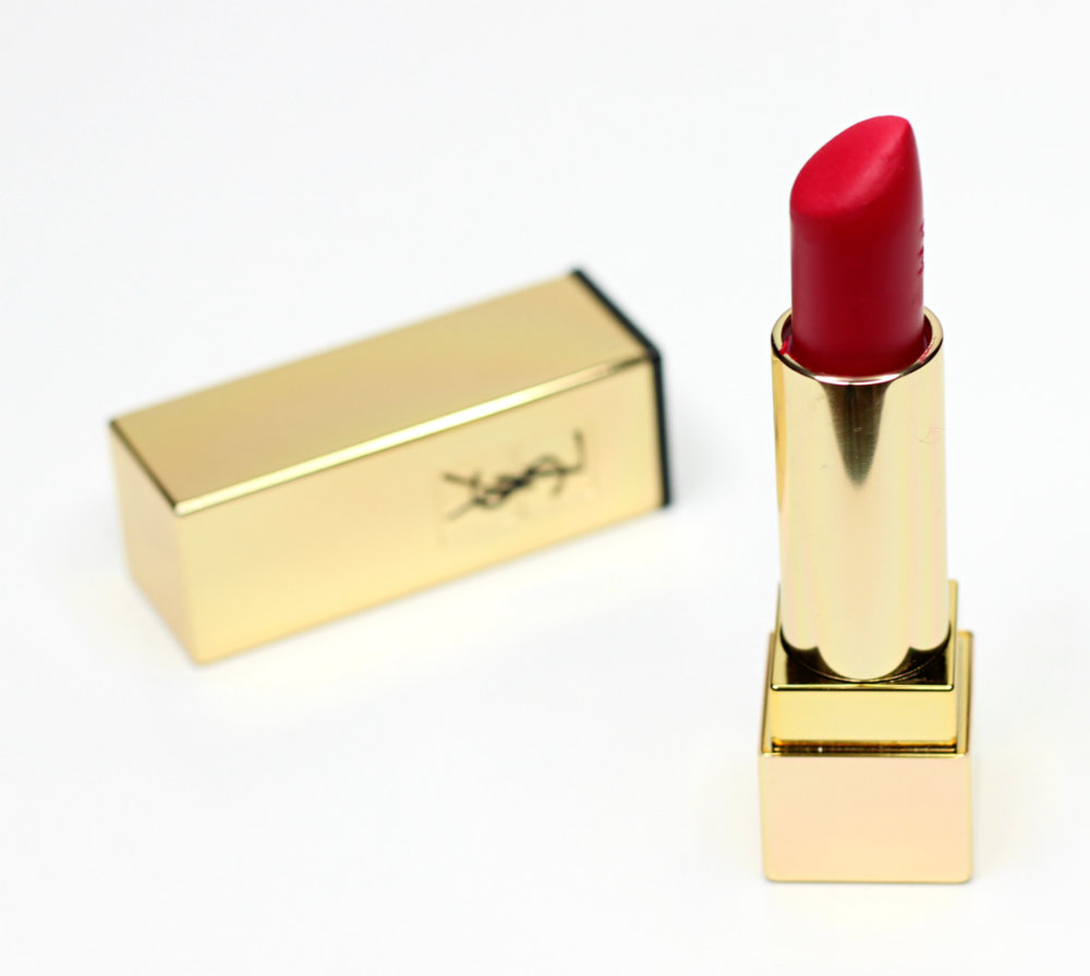 YSL Rouge Pur Couture The Mats 208 Fuchsia Fetiche
