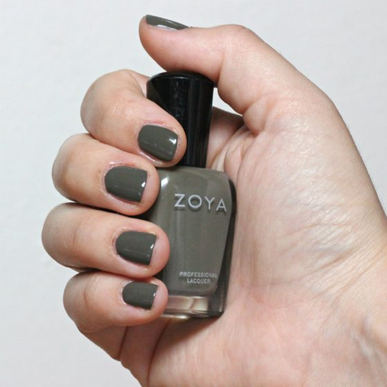 Zoya Professional Lacquer Charli Swatches