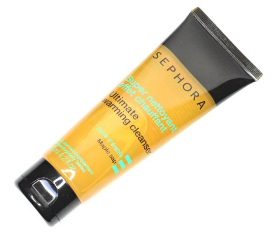 Sephora Ultimate Warming Cleanser