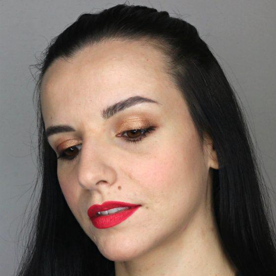 Zoeva Cocoa Blend Eyeshadow Palette Look