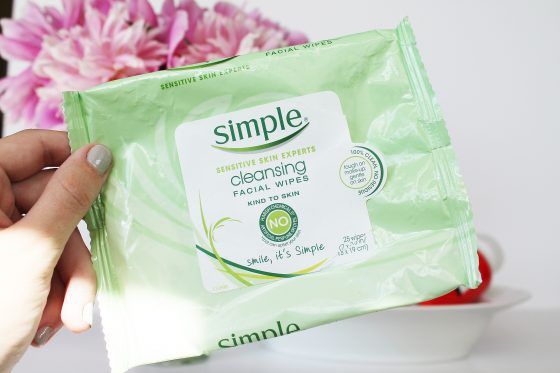 Simple Cleansing Towlettes
