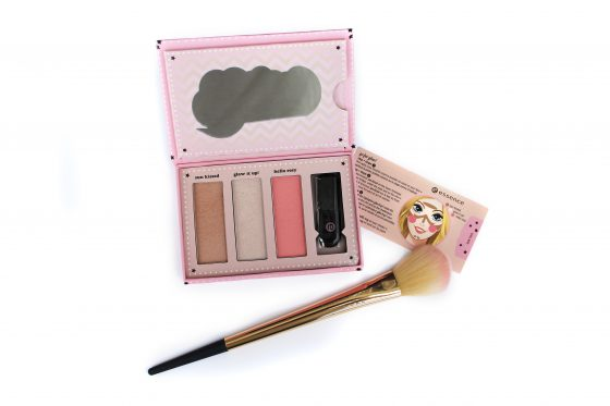 Essence How To Make Your Face Glow Makeup Box