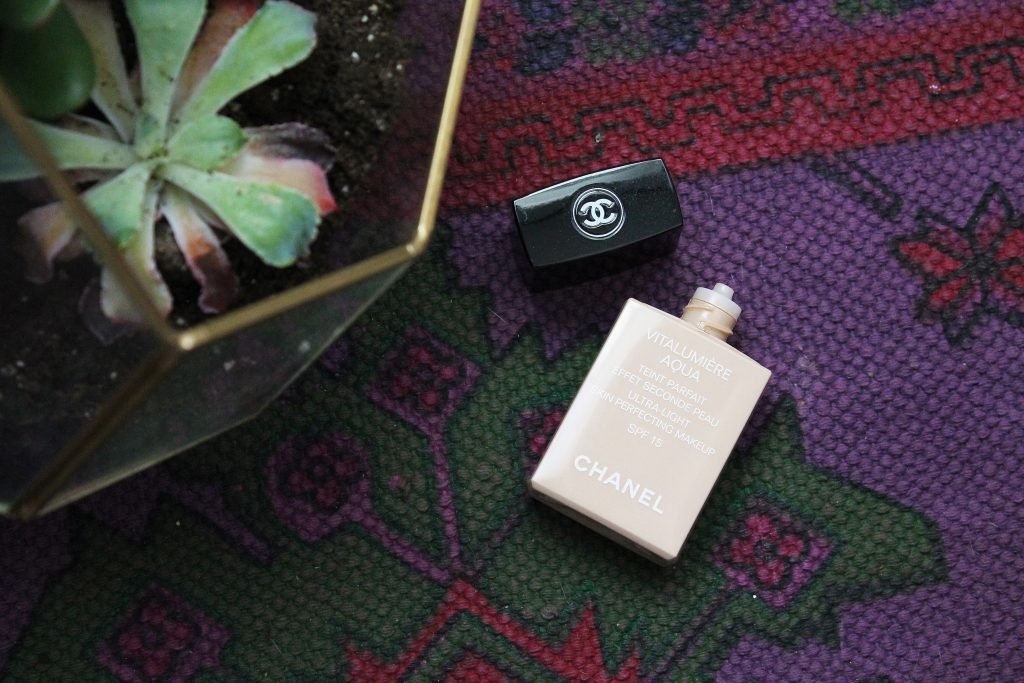 Chanel Vita Lumiere Aqua Foundation
