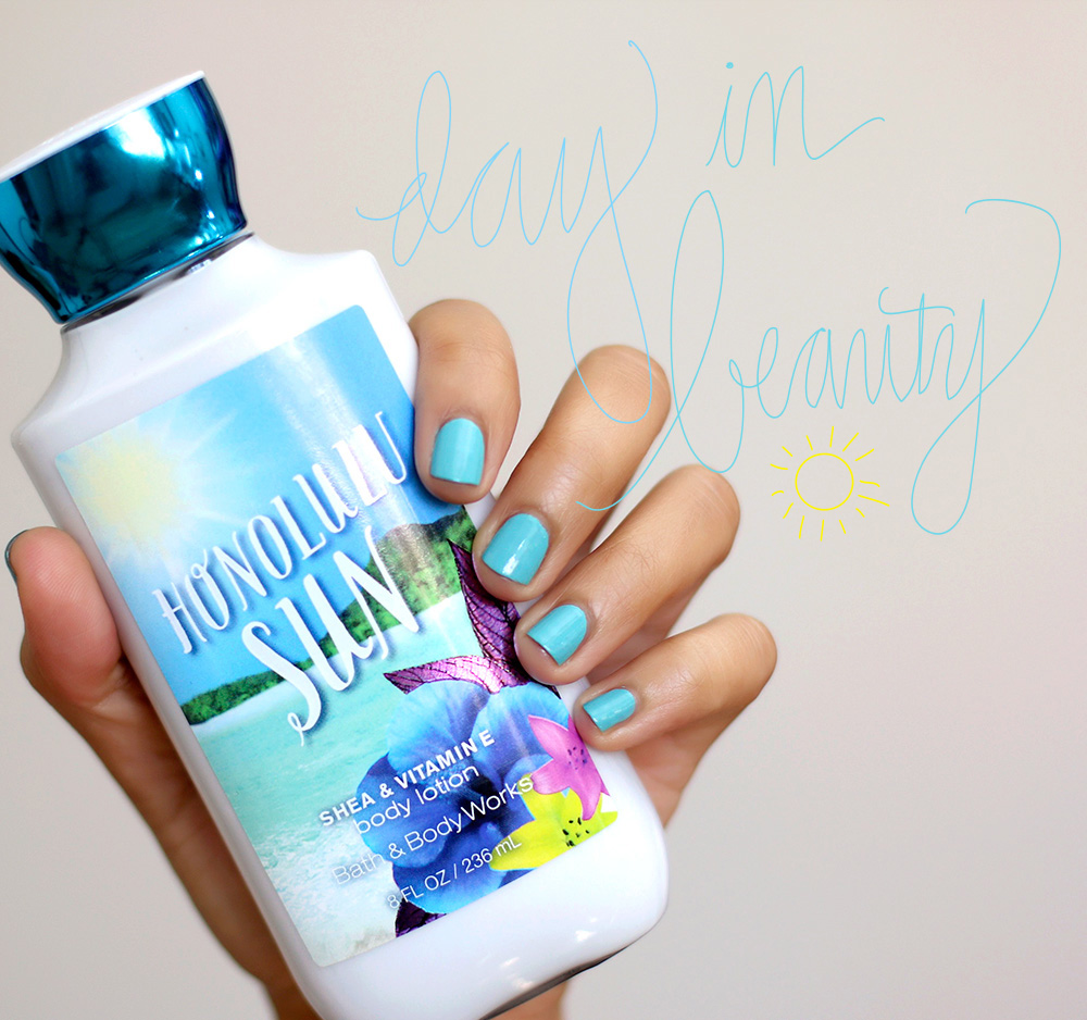 bath body works honolulu sun