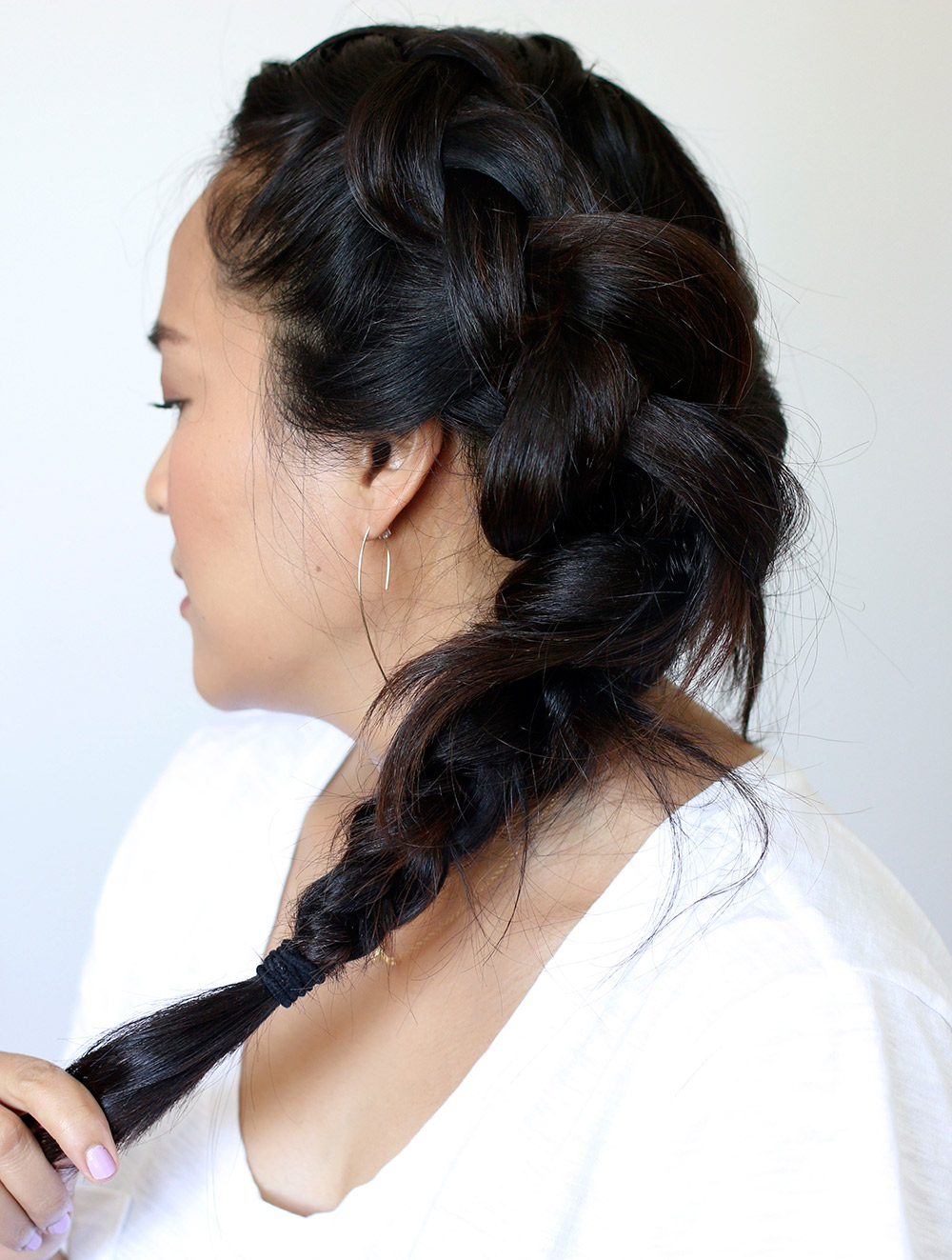 All about the Dutch Braids
