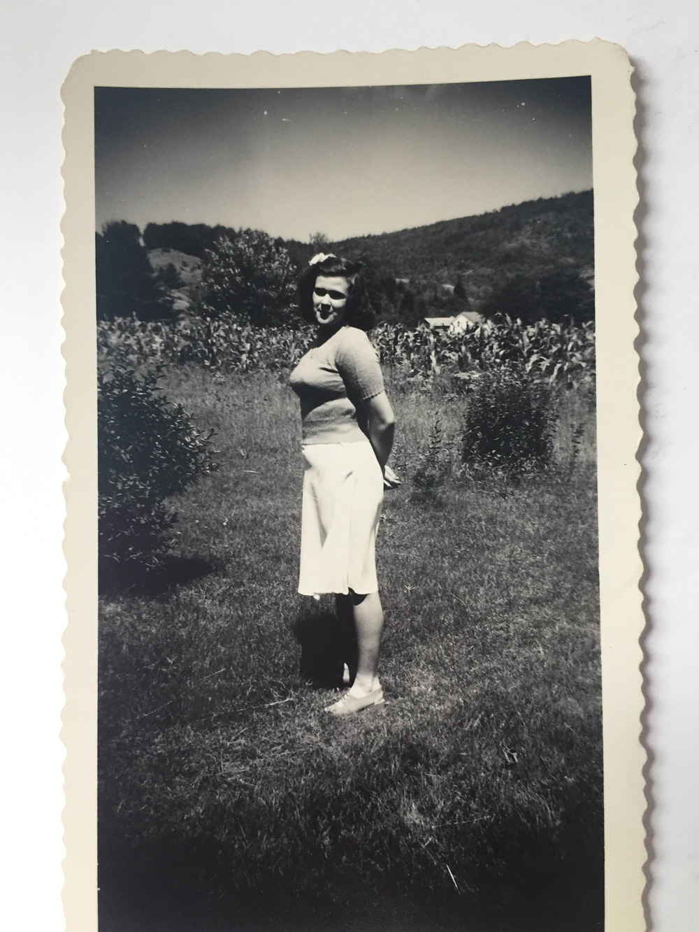 Grandma in the mid-'40s