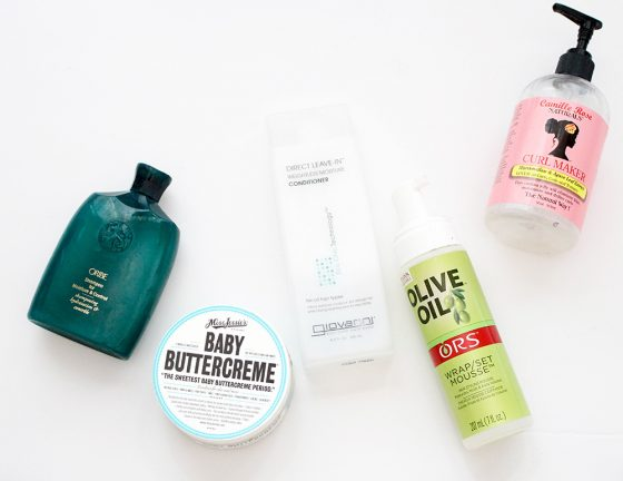 5 Fab Products for Curly, Kinky Hair