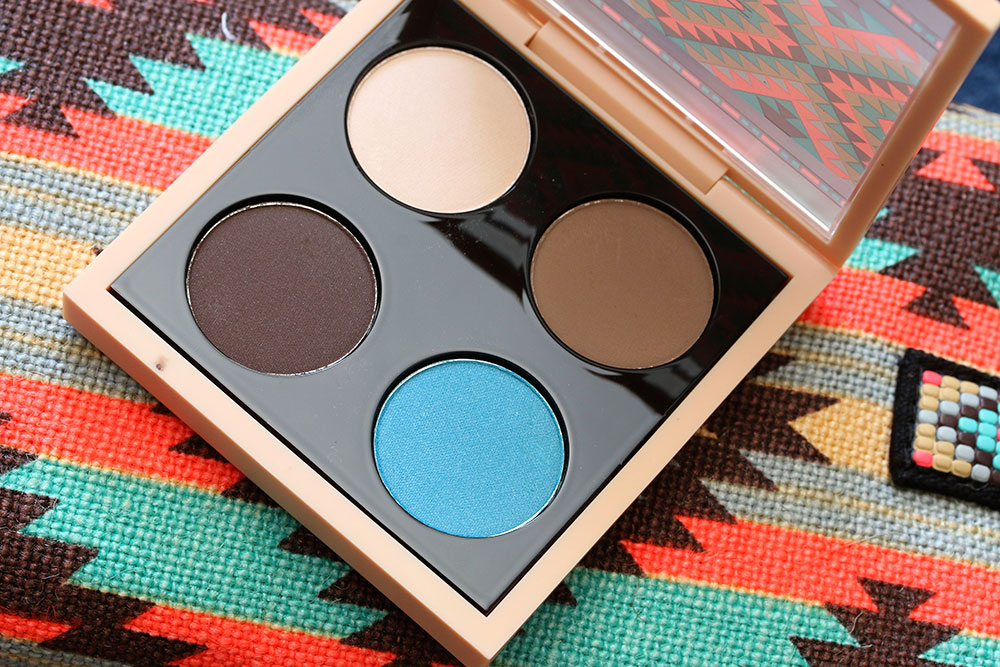 mac wild horses eye shadow palette