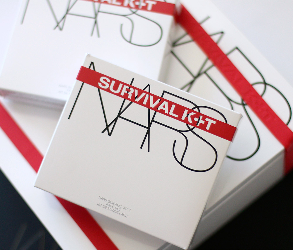 nars survival kit 1 box