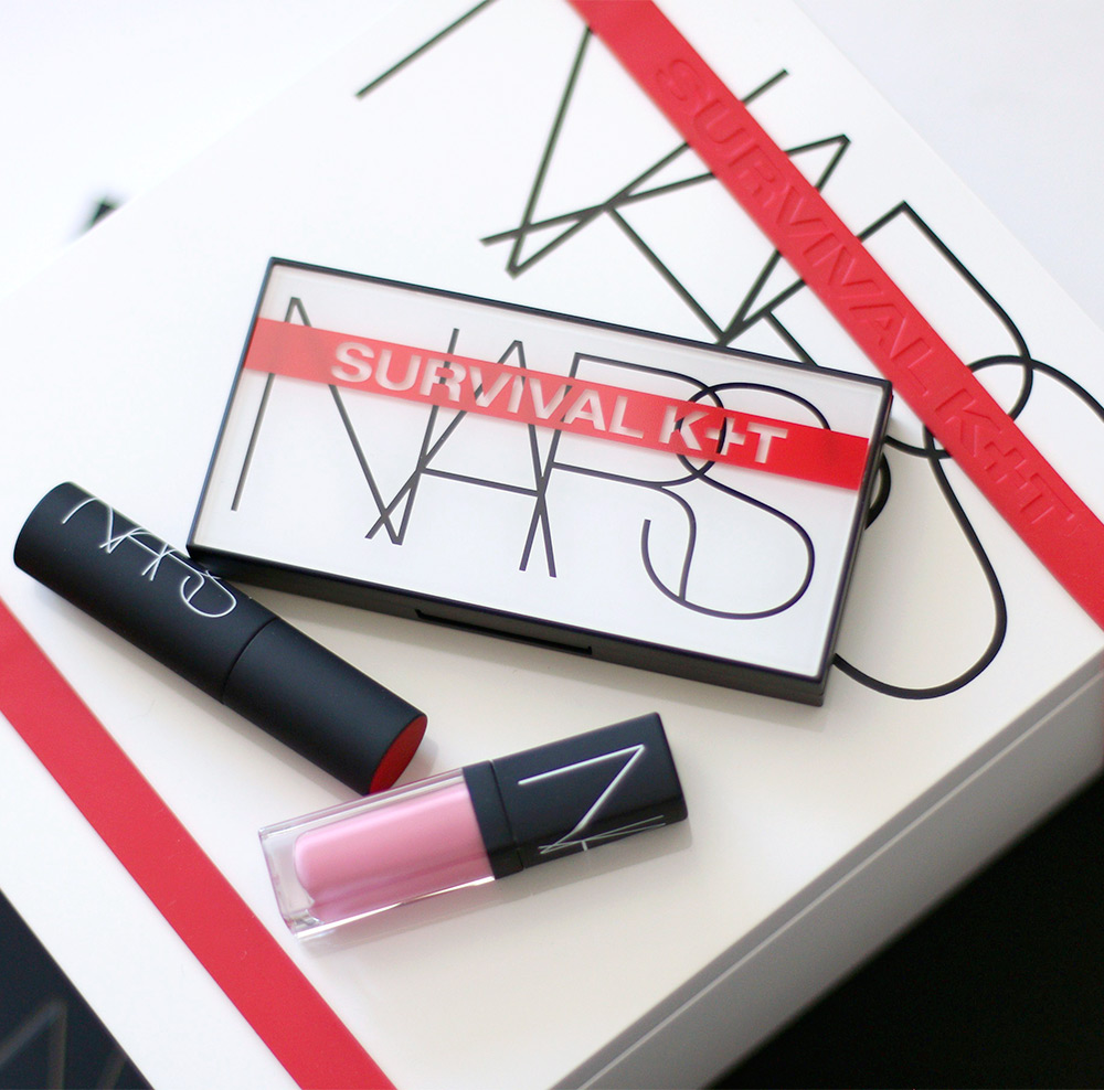 nars survival kit 1 packaging