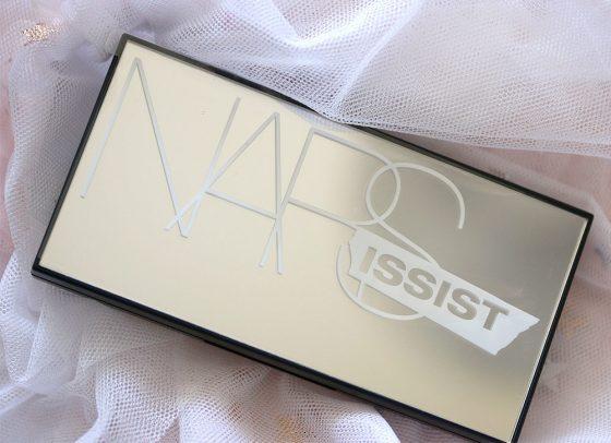 narsissist dual intensity cheek palette packaging