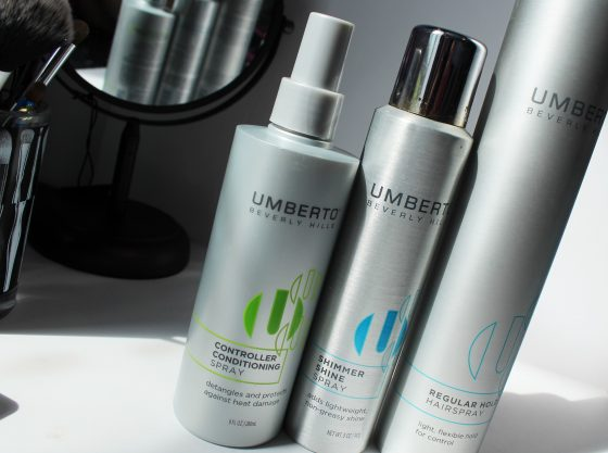Three Wallet-Friendly Products From Umberto Beverly Hills That Protect, Tame and Add Glorious Shine!