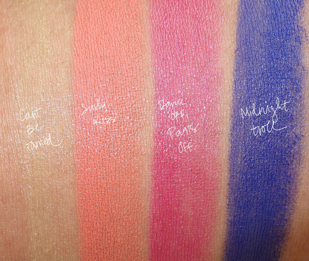 mac good luck trolls lipstick-swatches