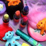 mac good luck trolls lipsticks
