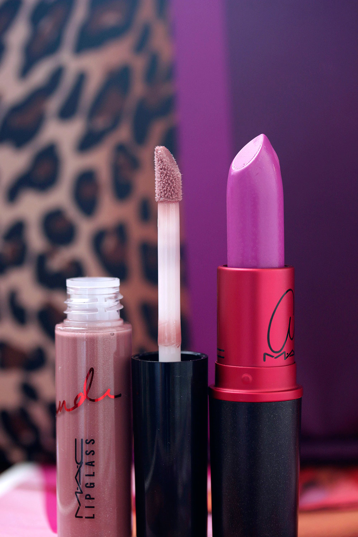 mac viva glam ariana grande 2 lipglass lipstick