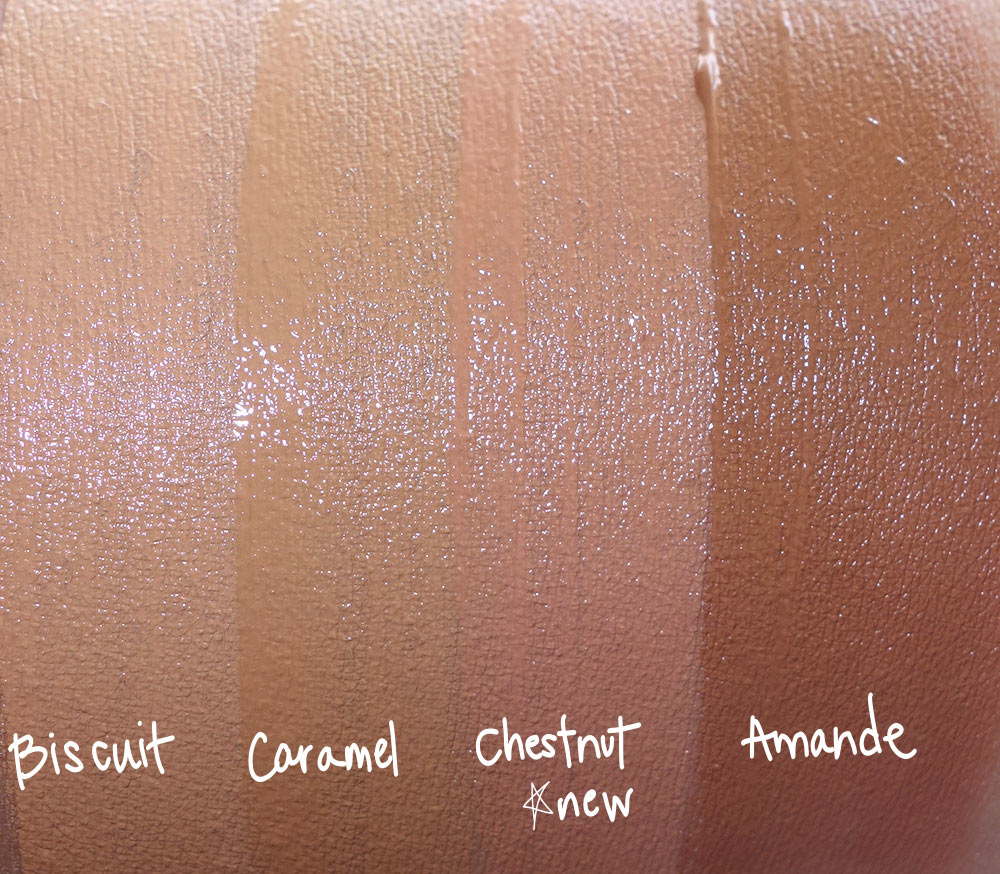 nars radiant creamy concealer swatches 3