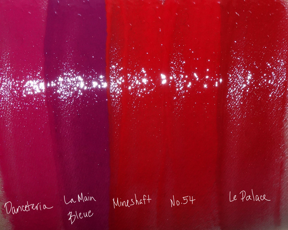 nars velvet lip glide swatches 2