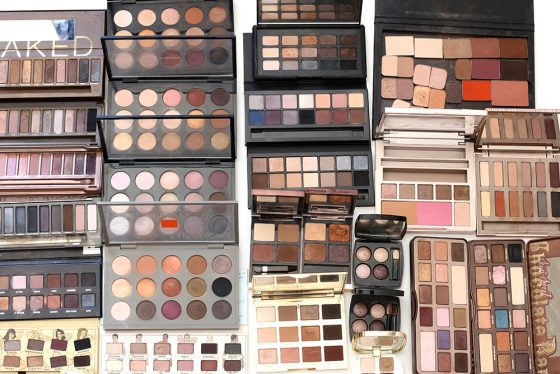 Which Eyeshadow Palettes Do You Regularly Reach For?