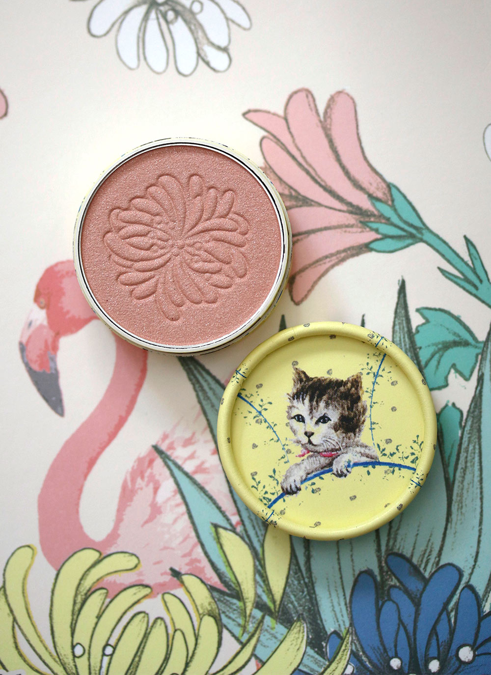 Paul & Joe Face Color A in Cheerful Tulip (39) from the new Makeup Collection A