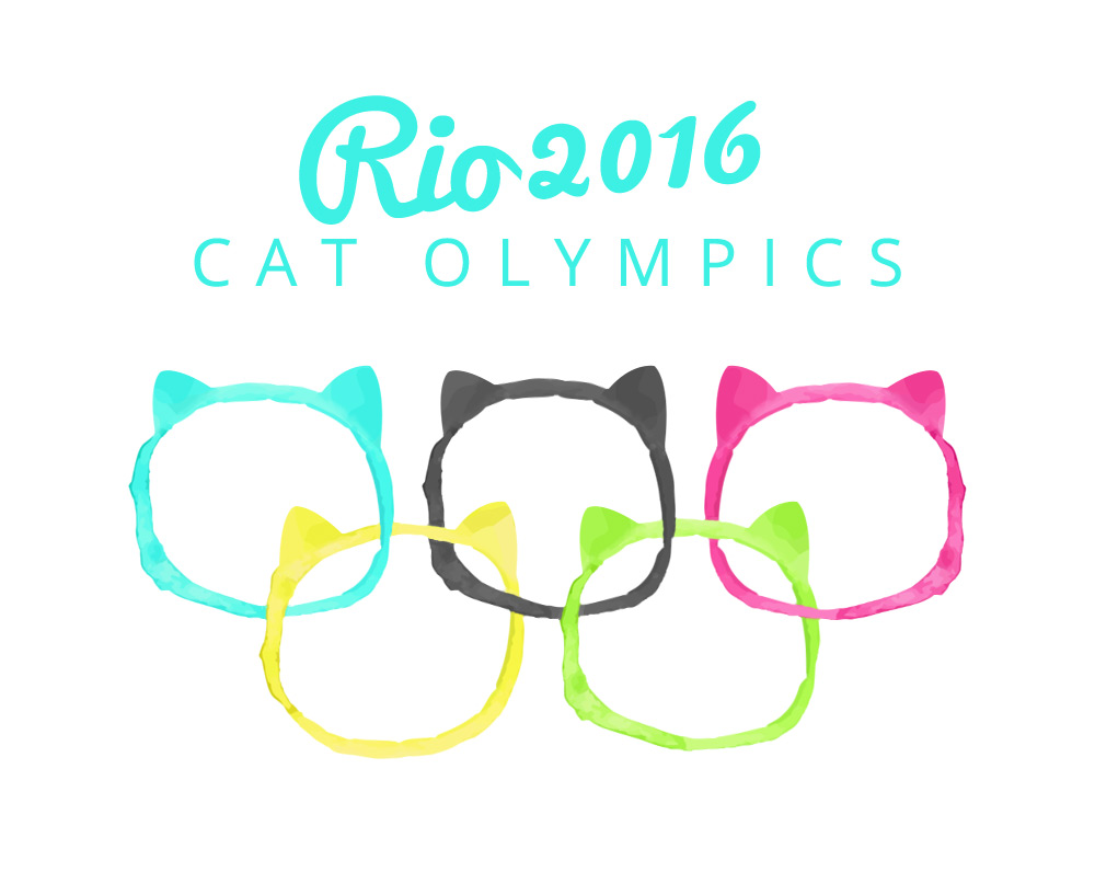 Rio Cat Olympics