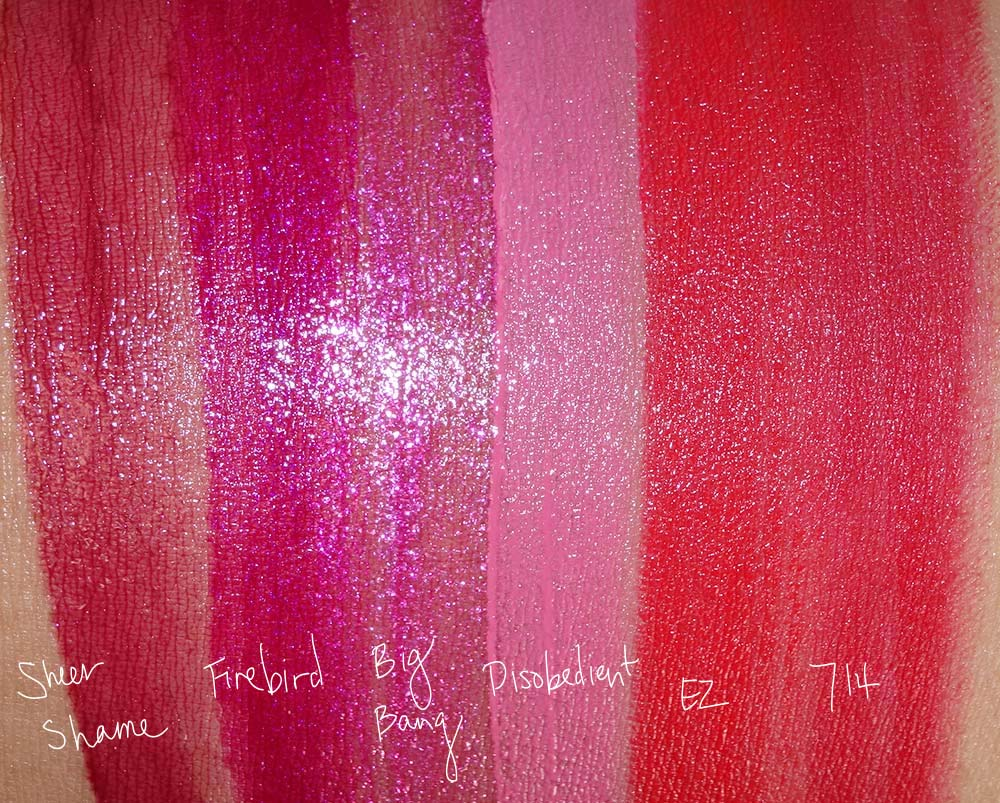 urban decay vice lipstick palette blackmail swatches