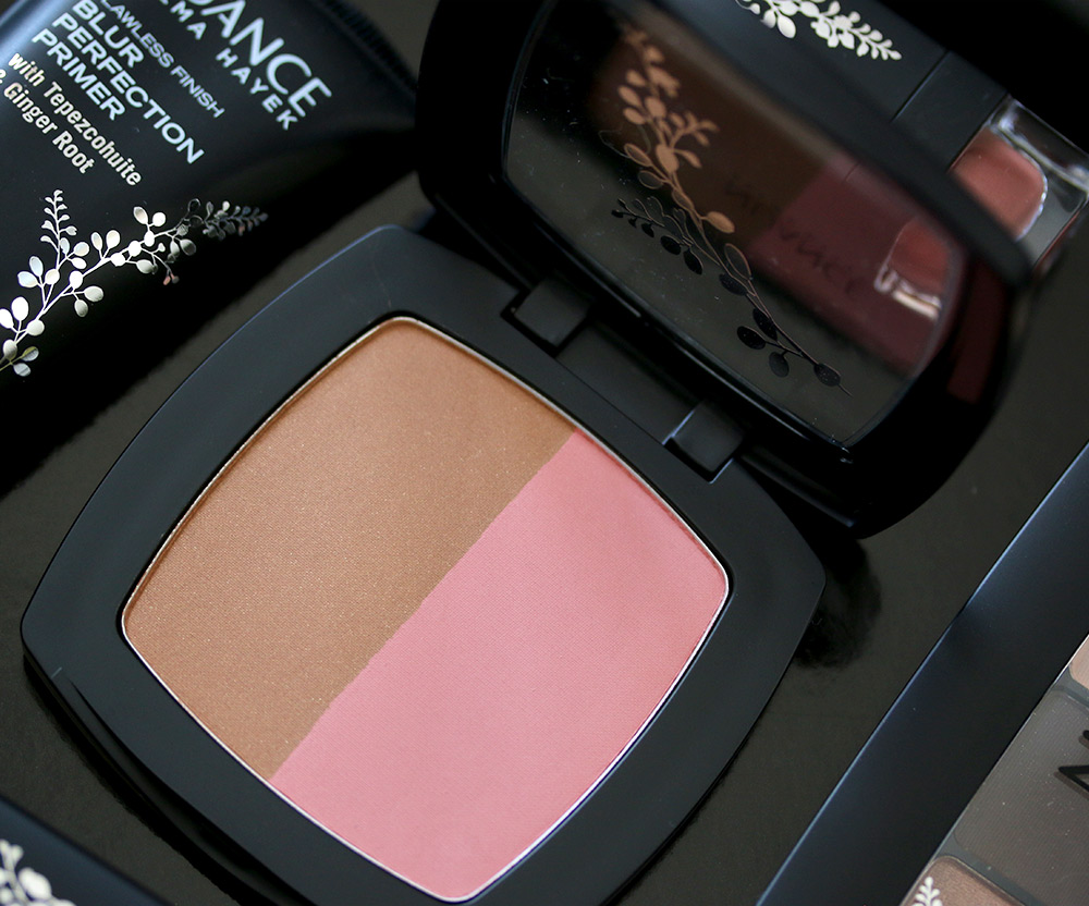nuance salma hayek blush bronzer