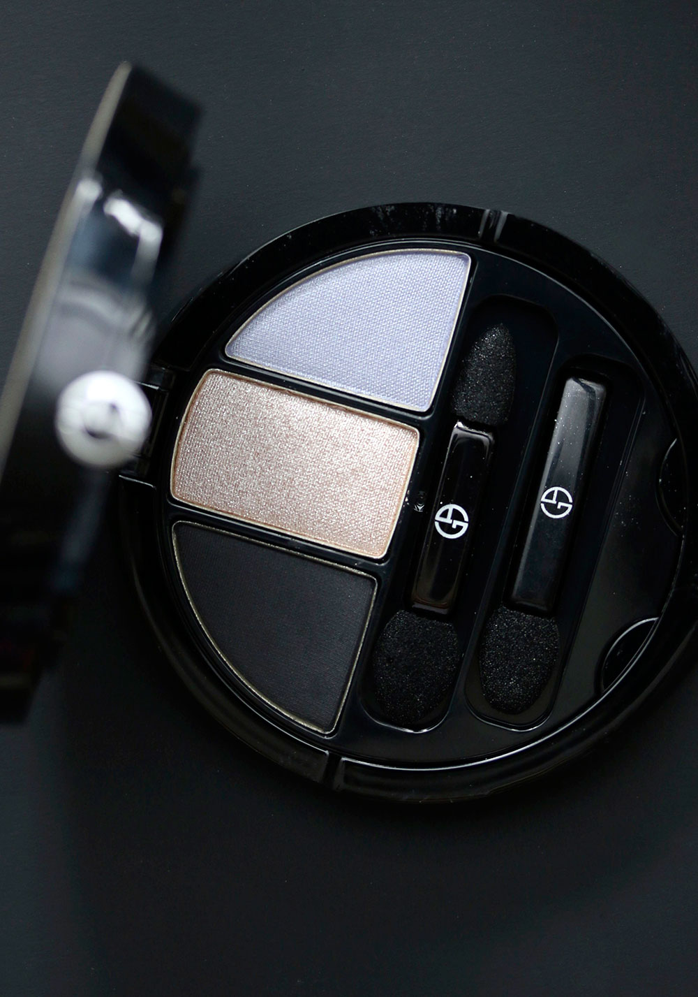 armani runway fall winter 16 face eye palette 2