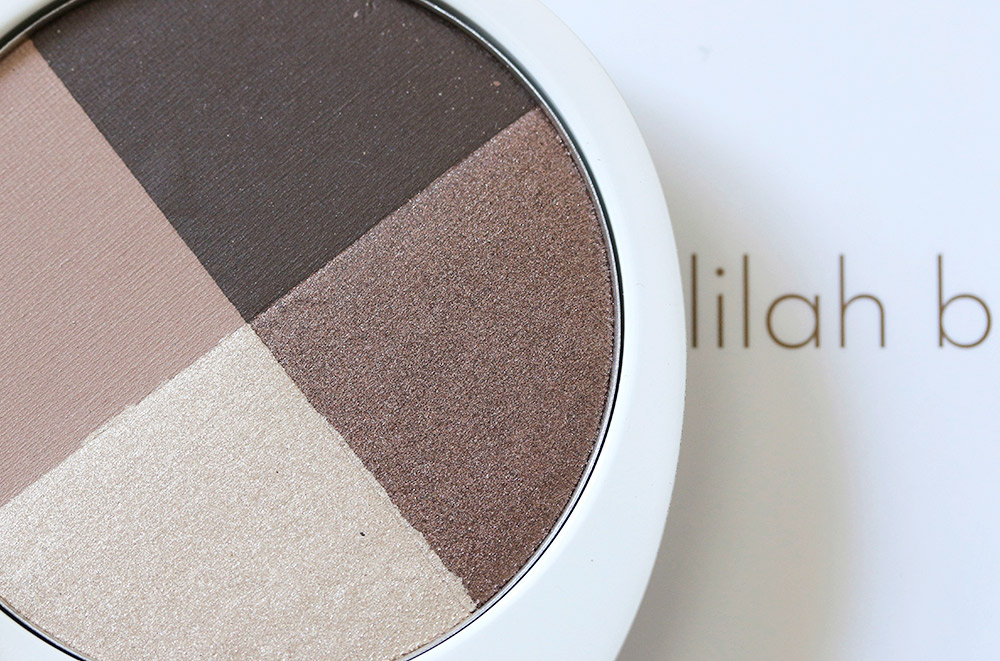 lilah b palette perfection eye quad b stunning