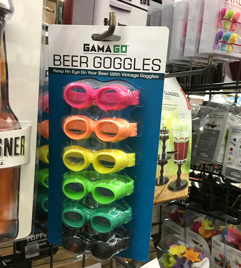 cost plus beer goggles