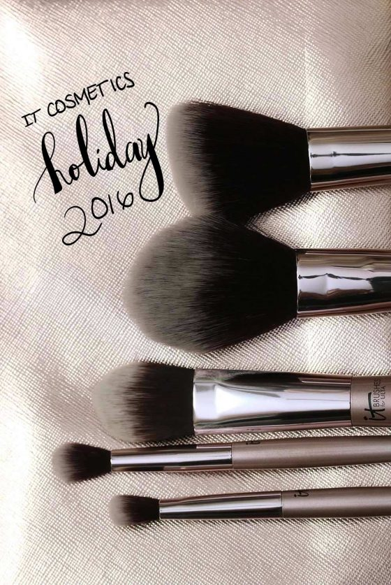 The It Cosmetics Holiday 2016 Collection