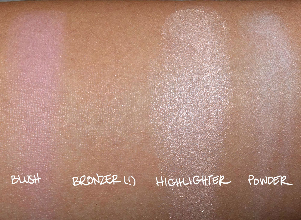 it cosmetics holiday 2016 je ne sais quoi complexion perfection swatches