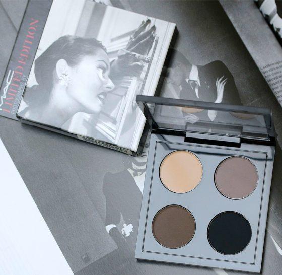 mac limited edition photographs helmut newton eye shadow