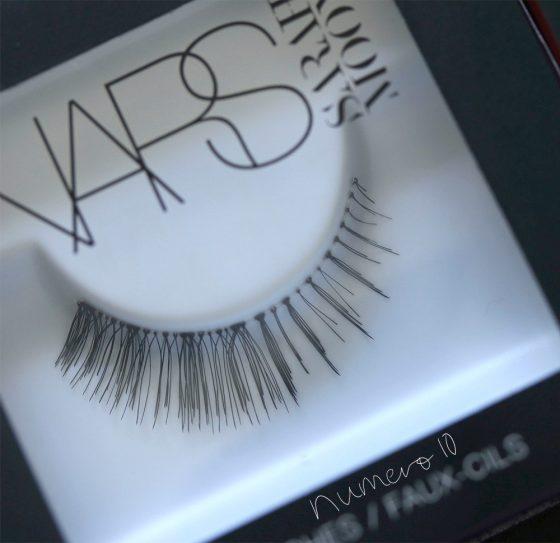 nars sarah moon numero 10 eyelashes