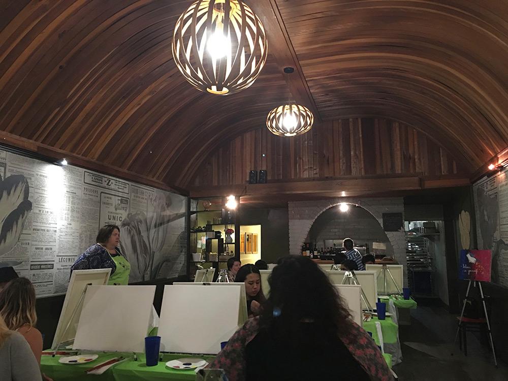 paint-nite-unicorn-lale-restaurant