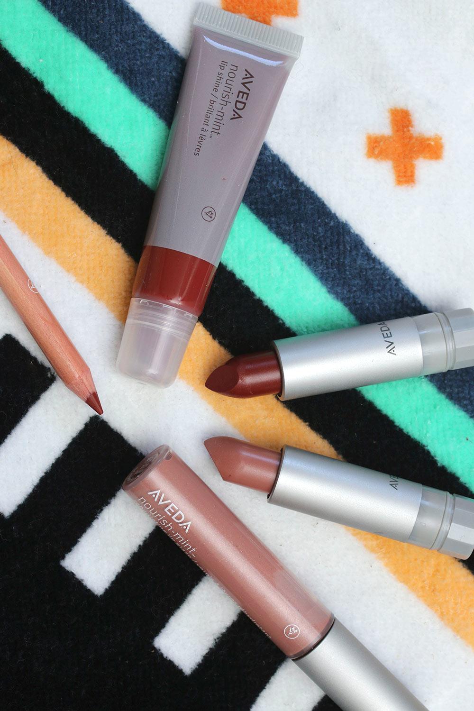 aveda foklor collection lips
