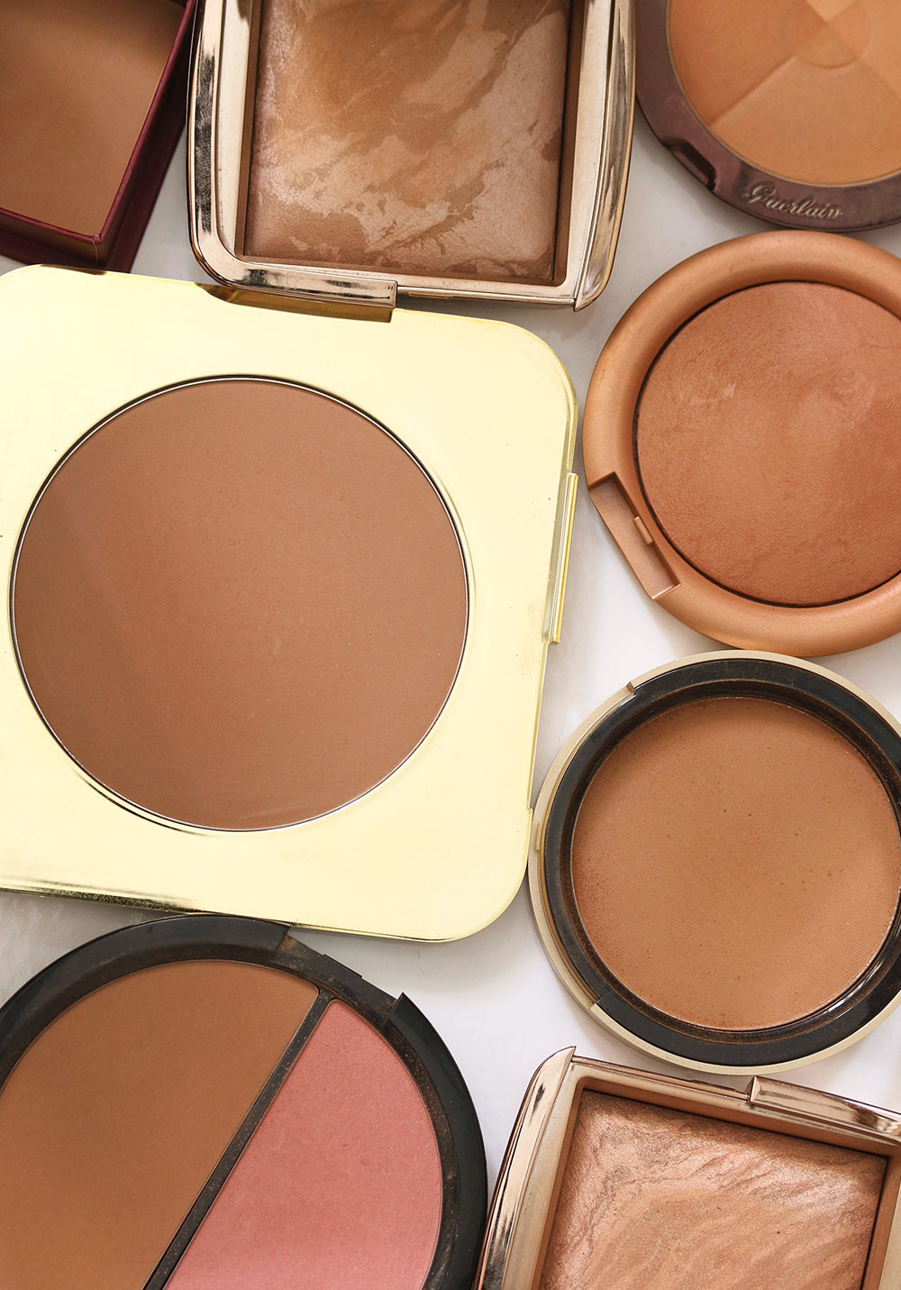 keep summer bronzer out