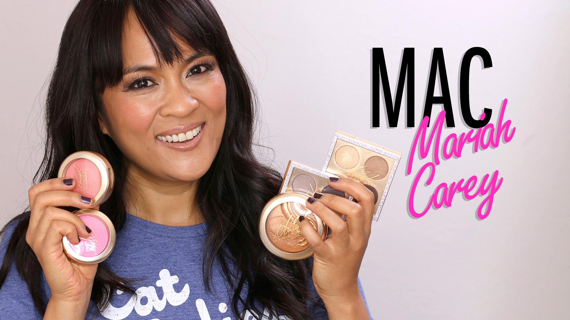 MAC Mariah Carey Colle... Mariah Carey Songs Youtube