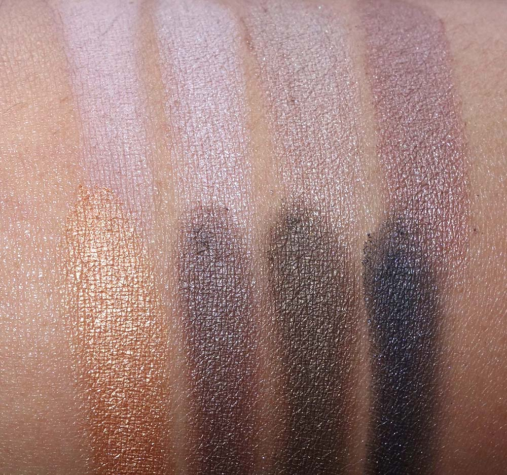 lily lolo laid bare swatches