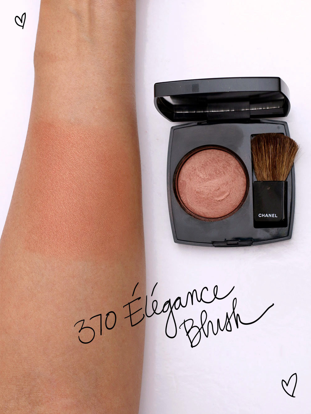 Chanel Élégance Blush