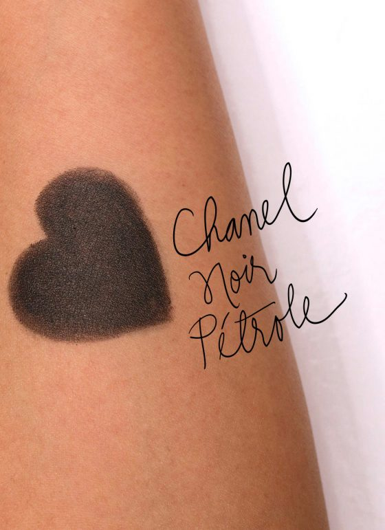 Chanel Noir Pétrole