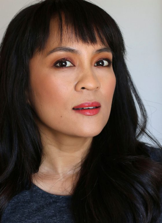 Friday Face of the Day With Warm, Orangey Bronze Eyes and the MAC Caitlyn Jenner Collection
