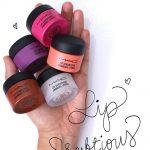mac lip scrubtious review
