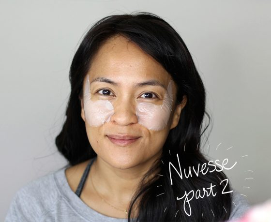 THE VERDICT! Here?s What My Dark Circles Look Like After Using the Nuvesse Tired Eyes, Puffiness & Dark Circles 1-Month Regimen Kit #sponsored
