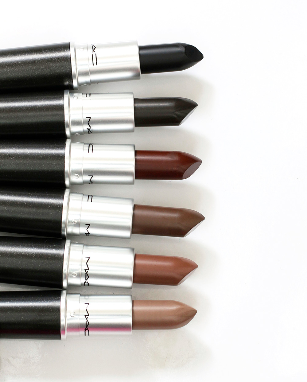 mac colour rocker browns