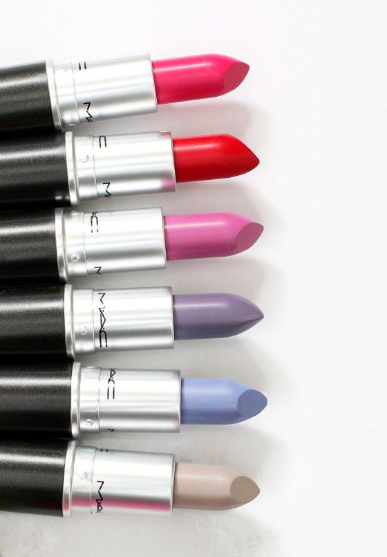 mac colour rocker pinks purples greys