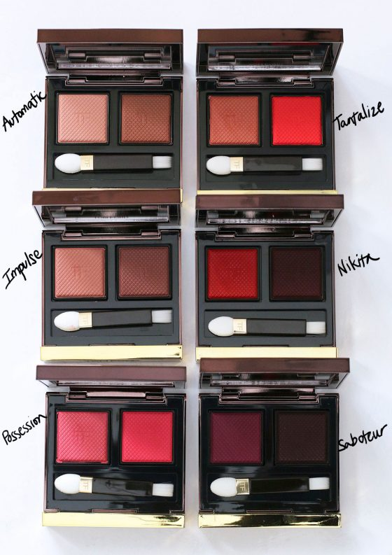 The Tom Ford Shade & Illuminate Lip Duos