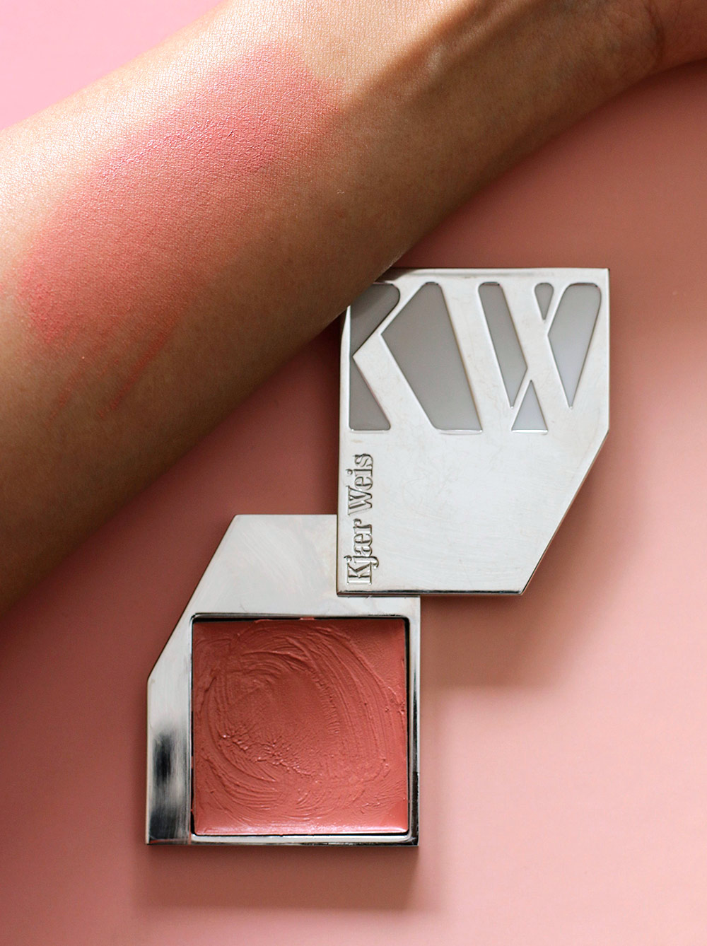 Kjaer Weis Sun Touched Blush Swatch