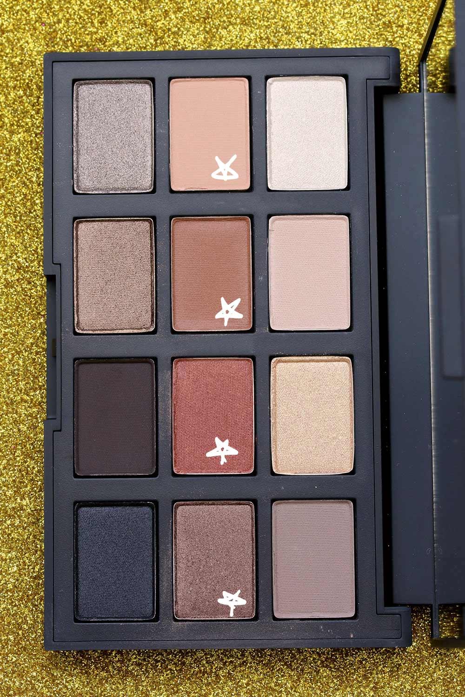 nars loaded eyeshadow palette