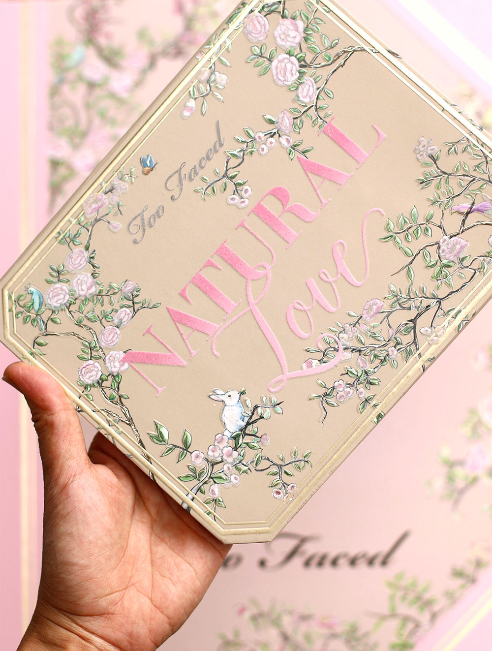 too faced natural love palette 1