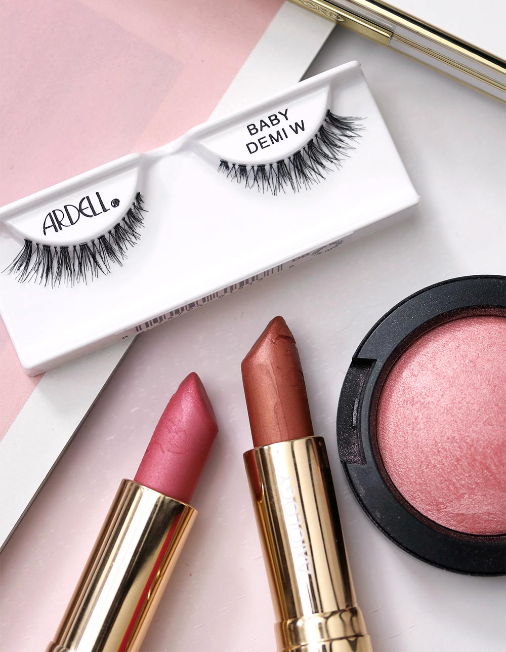 Makeup Heroes: The $5 Ardell Baby Demi Wispies False Lashes - Makeup ...